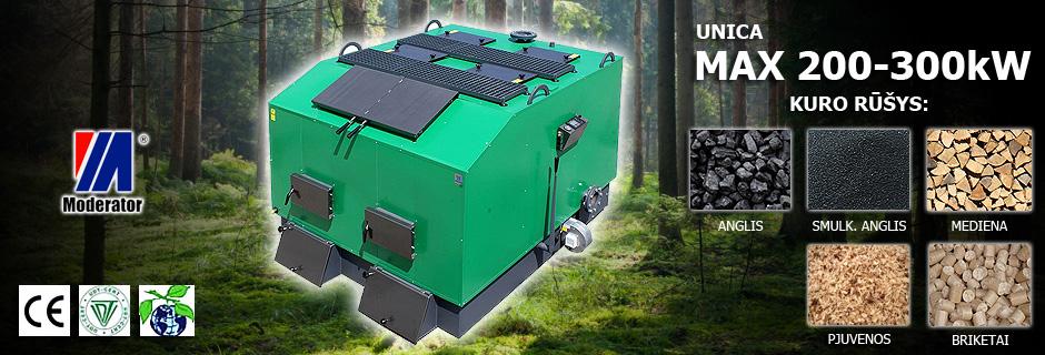 Unica Max 200-300kW